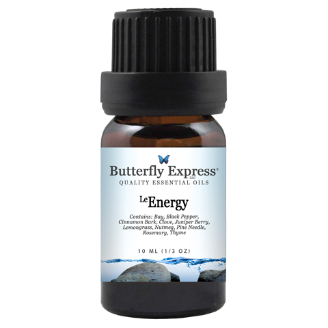 Le Energy Essential Oil Blend