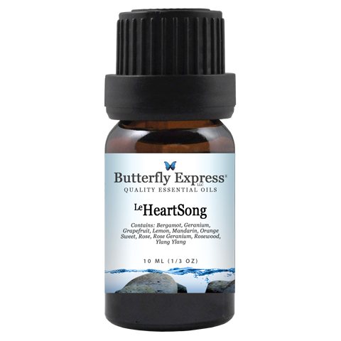 Le HeartSong Essential Oil Blend