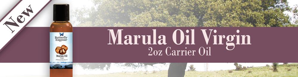 New Marula Carrier Oil