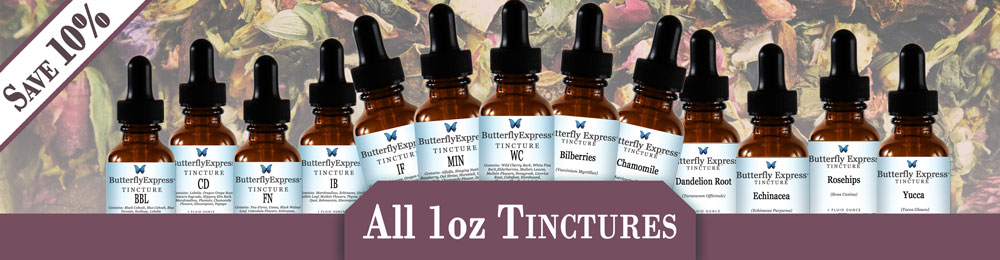 All Tinctures