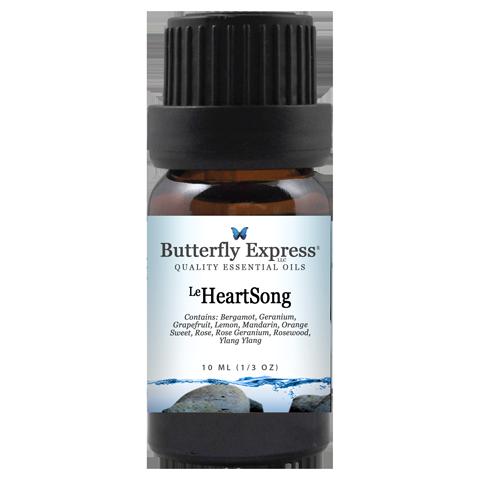 Le HeartSong Essential Oil Blend