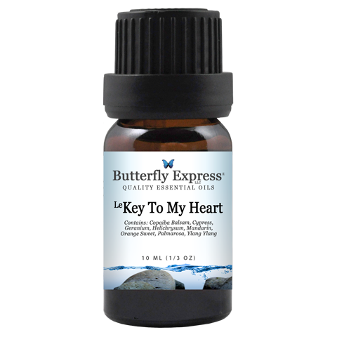 Le Key To My Heart Essential Oil Blend