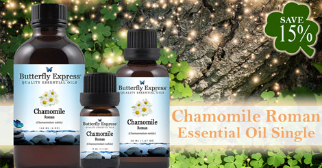 Save 15% on Chamomile Roman