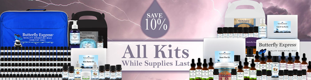 Save 10% on all Kits