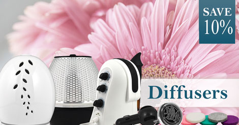 Save 10% on all Diffusers