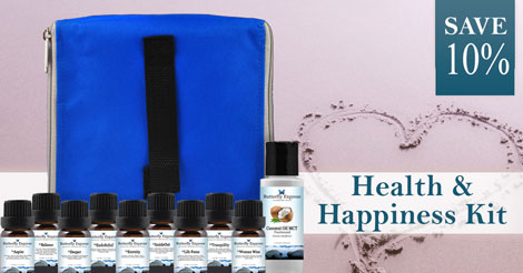 Save 10% on Health & Happiness Kit