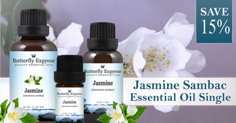 Save 15% on Jasmine Sambac