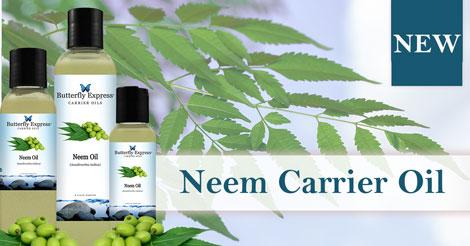New Neem Carrier Oil