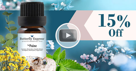 Le Paine Essential Oil Blend