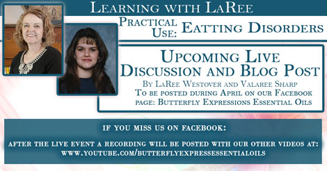 Eating Disorders Blog and Live Info