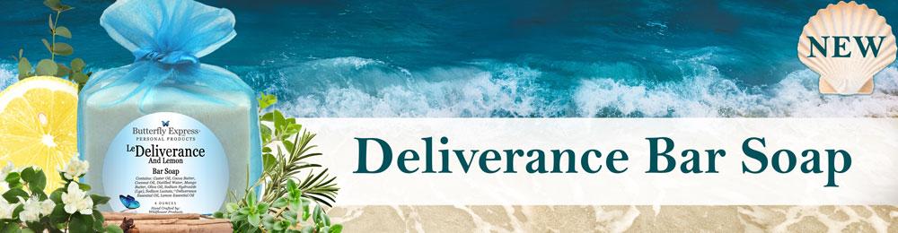 New Deliverance Soap