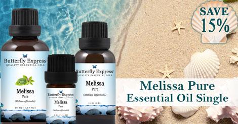 Save 15% on Melissa Pure