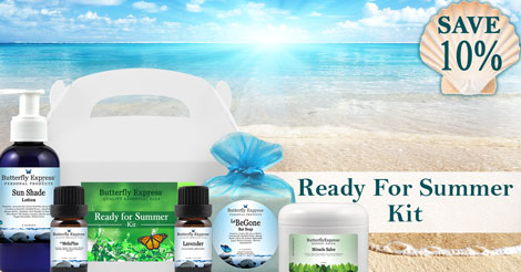 Save 10% on Ready for Summer Kit