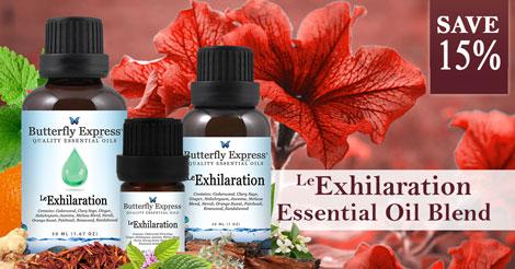 Save 15% on Le Exhilaration
