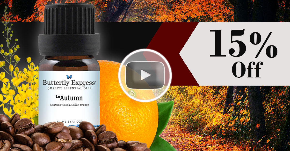 Le Autumn Essential Oil Blend