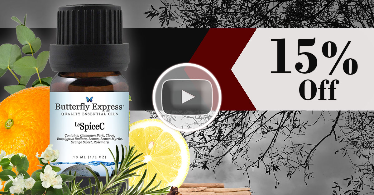 Le SpiceC Essential Oil Blend