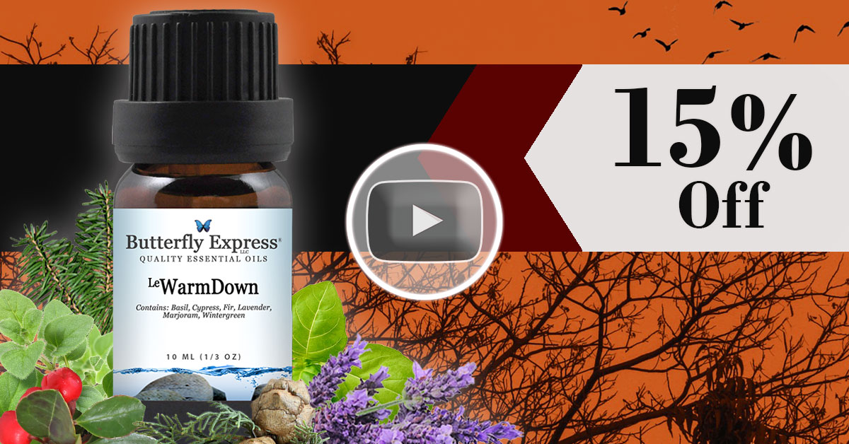 Le WarmDown Essential Oil Blend