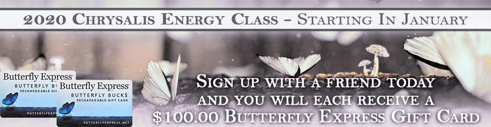 2019 Chrysalis Energy Class