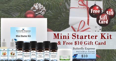 Mini Starter Kit & Free $10 Gift Card