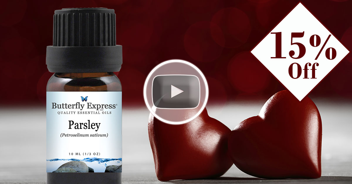 Parsley Essential Oil