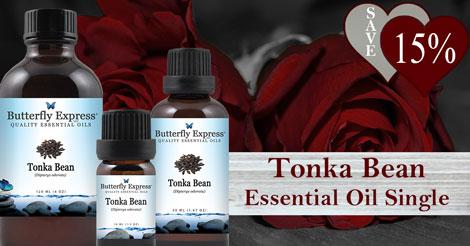 Save 15% on Tonka Bean