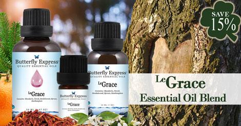 Save 15% on Le Grace