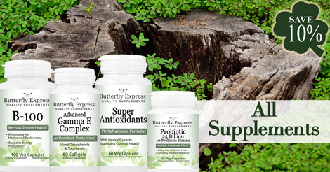 Save 15% on all Supplements