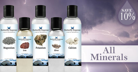 Save 10% all Minerals