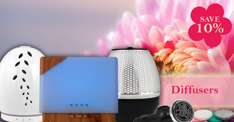 Save 10% all Diffusers