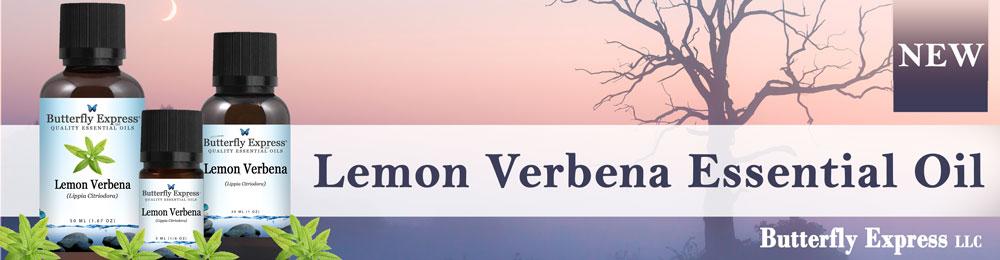 Lemon Verbena is the New Oil