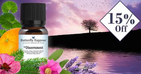 Le Discernment Essential Oil Blend