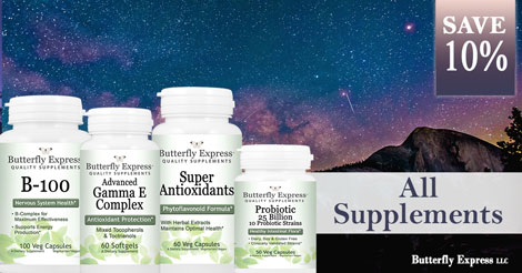 Save 10% on all Supplements