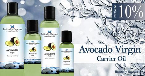 Avocado Virgin Carrier Oil