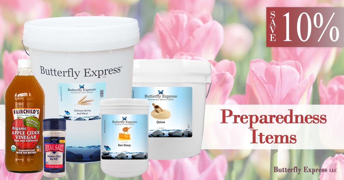 Save 10% on Prepardness Items