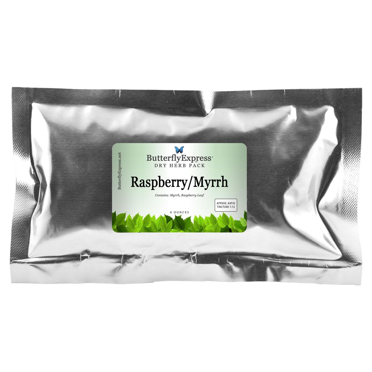 Raspberry Myrrh DHP