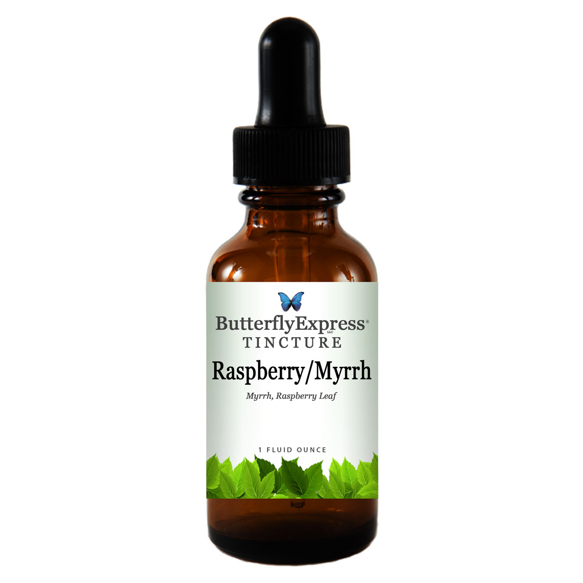 Raspberry Myrrh Tincture